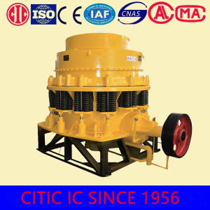 Widely Used Small Mobile Spring Cone Crusher pictures & photos