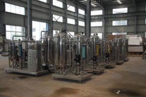 Gas Drink Mixing Machinery pictures & photos