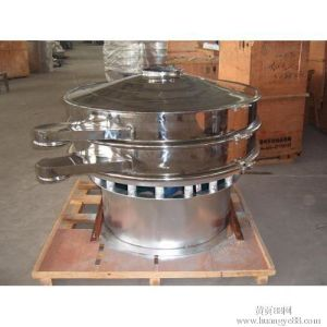 Vibrating Screen Vibrating Sieve Vibrating Sifter for Separation of All Kind of Powder and Liquid Material pictures & photos