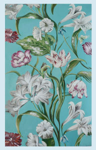 Canvas Flower Oil Painting on Best Seller in China (LH-049000) pictures & photos