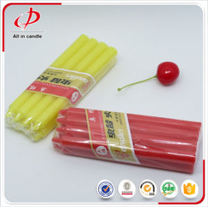 Colored Candles 8g-105g for Church with Cheap Price pictures & photos