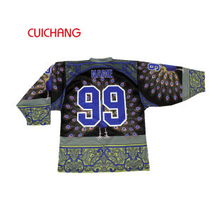 Custom Ice Hockey Wear with Polyester