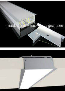 DC12V/24V Recessed Aluminum Profile LED Panel Light (7532) pictures & photos