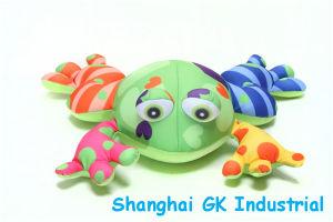 Microbead Frog Toys Colorful Frog Toy pictures & photos