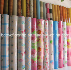 3m Width PVC Flooring Roll pictures & photos