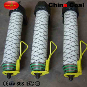 Mining Tunneling Portable Hand Held Manual Pneumatic Jumbolter Roof Bolter pictures & photos
