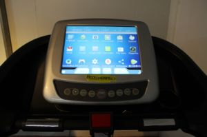 New Design Electric Treadmill for Gym Club Walking Machine (BCT04S) pictures & photos