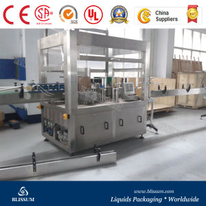 Hot Melt Glue Labeling Machine and Roll Fed Labeler pictures & photos