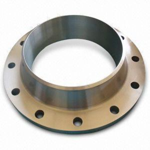 Carbon Steel Welding Neck Flange by Forging pictures & photos