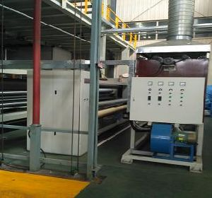 SMS Non Woven Fabric Making Production Line 4200mm pictures & photos