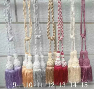 Low Price More Colors Curtain Tieback pictures & photos
