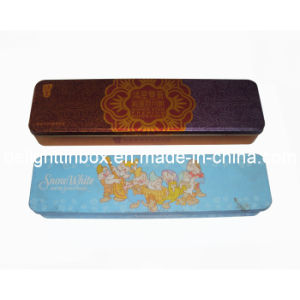 Rectangular Tin/Metal Can/Box for Food Packing (DL-RT-0227)