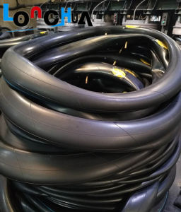 Natural Rubber Motorcycle Inner Tube (3.50-18) pictures & photos