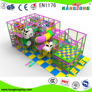 Trustworthy Indoor Playground Manufacturer (2011-148E) pictures & photos