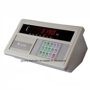 Digital Weighbridge Indicator Truck Scale Weighing Indicator Xk3190A9p pictures & photos