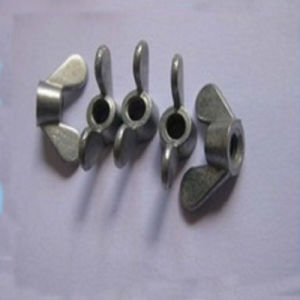 Precision Investment Casting Industrial Machine Parts Wing Nut pictures & photos