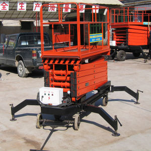 Chinese Low Price Cheap Hydraulic Lift Platform for Sale pictures & photos