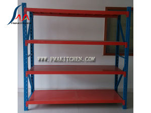 Storage Rack, 4 Layers, Bearing 300kg / Layer, Suitable for Supermarket and Warehouse pictures & photos