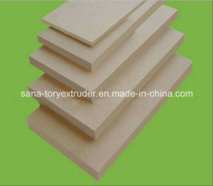 Hot Sale Wood Plastic Composite WPC Cabinet Board pictures & photos