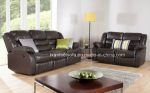 Leather Recliner Lounge (S886#)