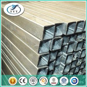 Galvanized Pipe Size, High Quality ERW Steel Pipe pictures & photos
