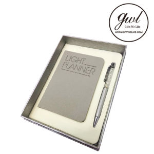 1. Lowest Price Personalized Giveaways Item Mini Notebook with Pen in Set Gifts pictures & photos