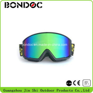 Colorful Frame Ski Goggles Wemon Snow Goggles pictures & photos