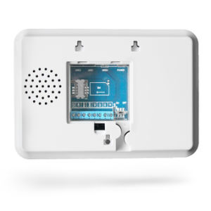 Wireless Home Burglar Security GSM Alarm System with Touch Keypad pictures & photos