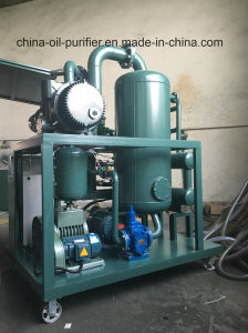 Mineral Transformer Oil Processing Unit/ Oil Regeneration Machine pictures & photos