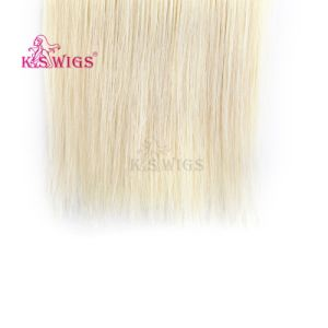Remy Human Hair Extension Brazilian Hair Weft Extension pictures & photos