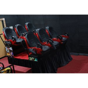 Home Theater 5D 7D 9d 12D Cinema Hydraulic and Electric System with 3D Movies pictures & photos