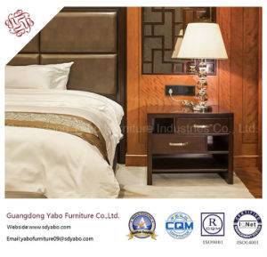 Chinese Hotel Furniture with Wooden Bedroom Furniture Set (F-3-2) pictures & photos