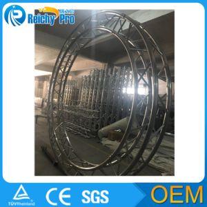 Circle Aluminum Truss Stage Truss for Decoration pictures & photos