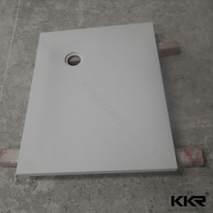 Artificial Stone Shower Base Bathroom Shower Tray pictures & photos