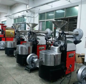 6kg Gas Coffee Roaster/13.2lb Coffee Roaster/6kg Coffee Roasting Machine pictures & photos