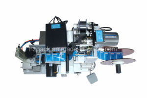 Semi-Auto Flat Labeling Machine with Coding From China pictures & photos