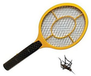 Net Electric Bug Zapper Insect Killer Bat Mosquito Swatter pictures & photos