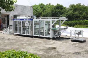 Tilting Mold Cup Thermoforming Equipments pictures & photos