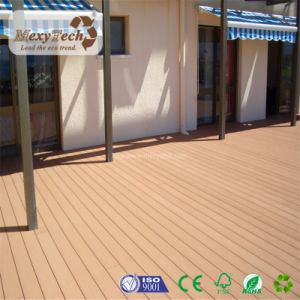Low Price Fire-Proof Outdoor WPC Composite Decking for Garden pictures & photos