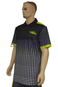 Factory OEM Polyester Mesh Kids Cheap Polo T Shirt (P017) pictures & photos