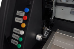 157sqm/H Km-512I Large Format Inkjet Printer with Seiko Konica Printhead pictures & photos