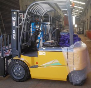 Electric Forklift 3.5 Ton with Battery with Charger pictures & photos