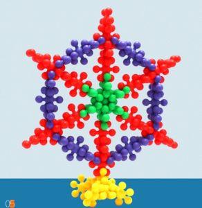 Children Puzzle Plum Building Blocks Toy pictures & photos