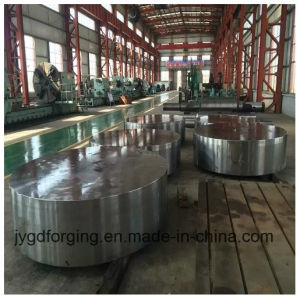 Forging ASTM S350 Lf2 Steel Tube Sheet pictures & photos