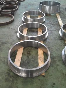 SAE1045 Ck45 Carbon Steel Forged Ring pictures & photos