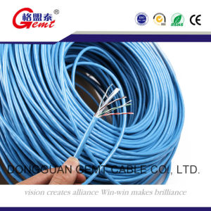 High Quality 4 Pairs AMP UTP Network Cable 305m pictures & photos