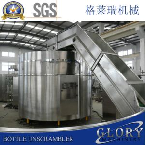 Automatic Pet Bottle Unscrambler Machine (LP-21) pictures & photos