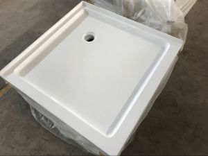 """Acrylic Shower Tray 36""""X36"""" / 40""""X40"""" with 3 Lips for North American Cupc Certified pictures & photos"""