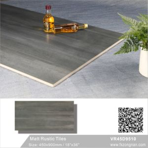 Building Material Cement Matt Porcelain Wall and Floor Tiles (VR45D9081, 450X900mm) pictures & photos