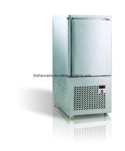 6 Pans Gelato Blast Freezer pictures & photos